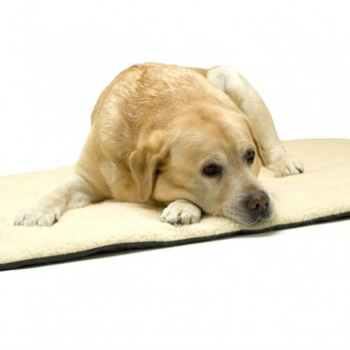Petlife Flectabed® Fleece Dog Bed